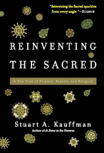 Cover of Reinventing the Sacred