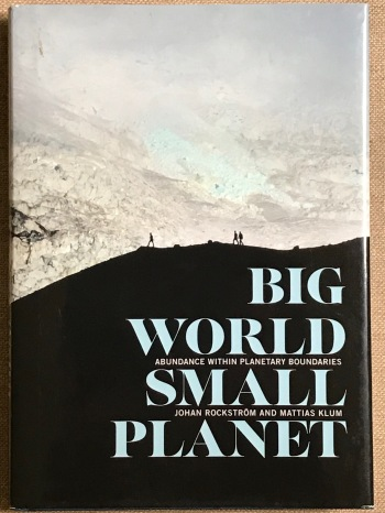 Cover of Big World Small Planet