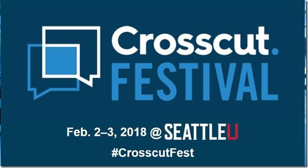 Crosscut Festival logo