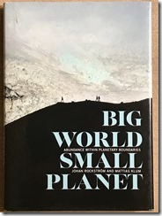 Big World Small Planet by Rockstrom and Klum - cover