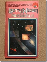 Ringworld by Larry Niven - cover