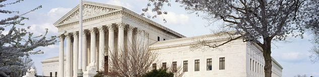 Picture of the United States Supreme Court building