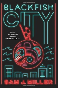Blackfish City - cover