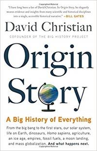 Origin Story - cover