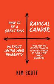 radical candor cover