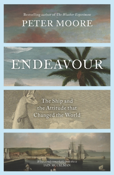 Endeavour - cover