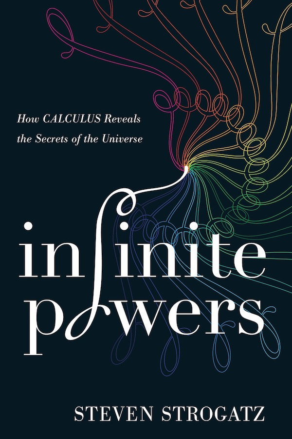infinite Powers book cover