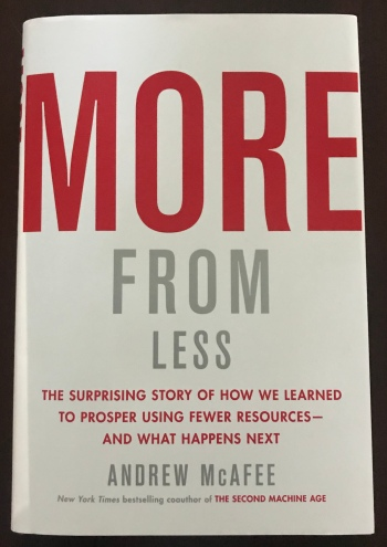 Cover of More From Less