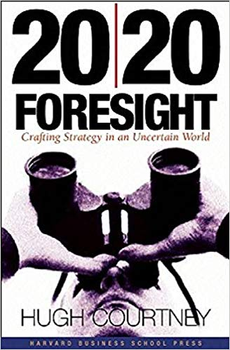 20-20 Foresight - cover
