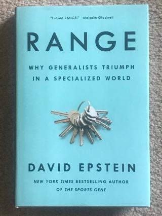 Range - book cover