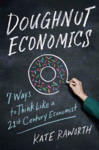 Cover of Doughnut Economics