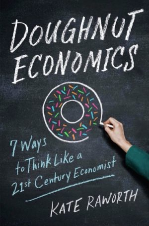 Doughnut Economics - cover