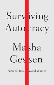 Cover of Surviving Autocracy