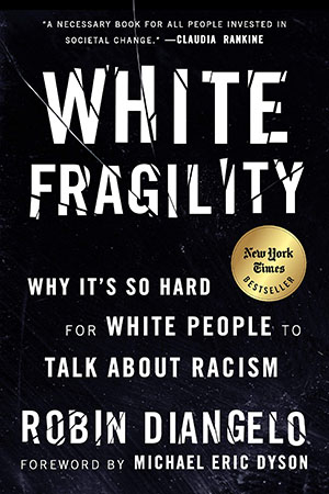 Cover of White Fragility