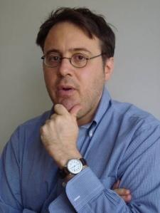 Photo of author Adam Cohen