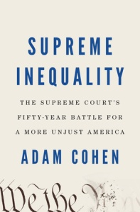 Cover of Supreme Inequality