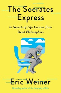 The Socrates Express cover