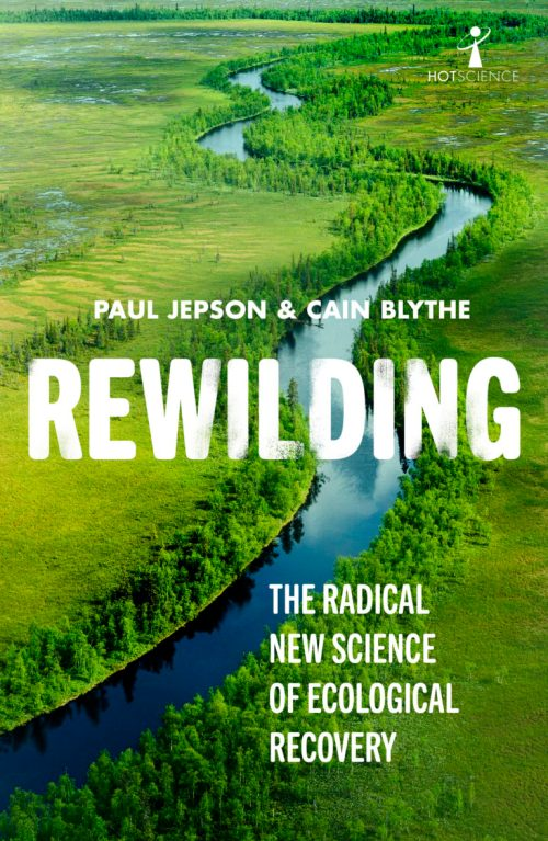 Cover of Rewilding
