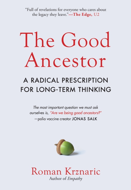 Cover of The Good Ancestor