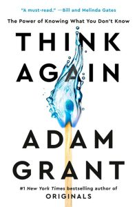 Cover of Think Again