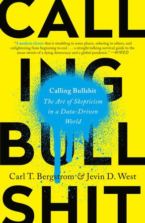 Cover of Calling Bullshit