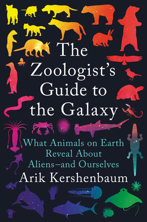 Cover of The Zoologist's Guide to the Galaxy