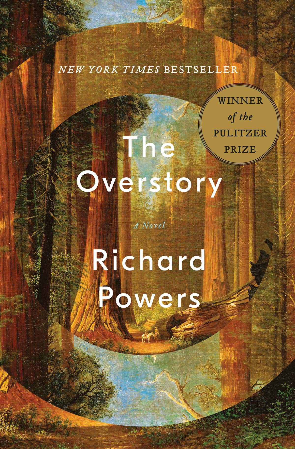 Cover of The Overstory